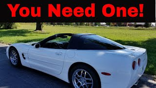 Chevrolet Corvette Review: Why I love the C5