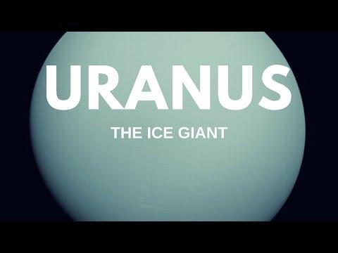 Secrets Of Ice Giant The Uranus (Hindi) | uranus planet facts