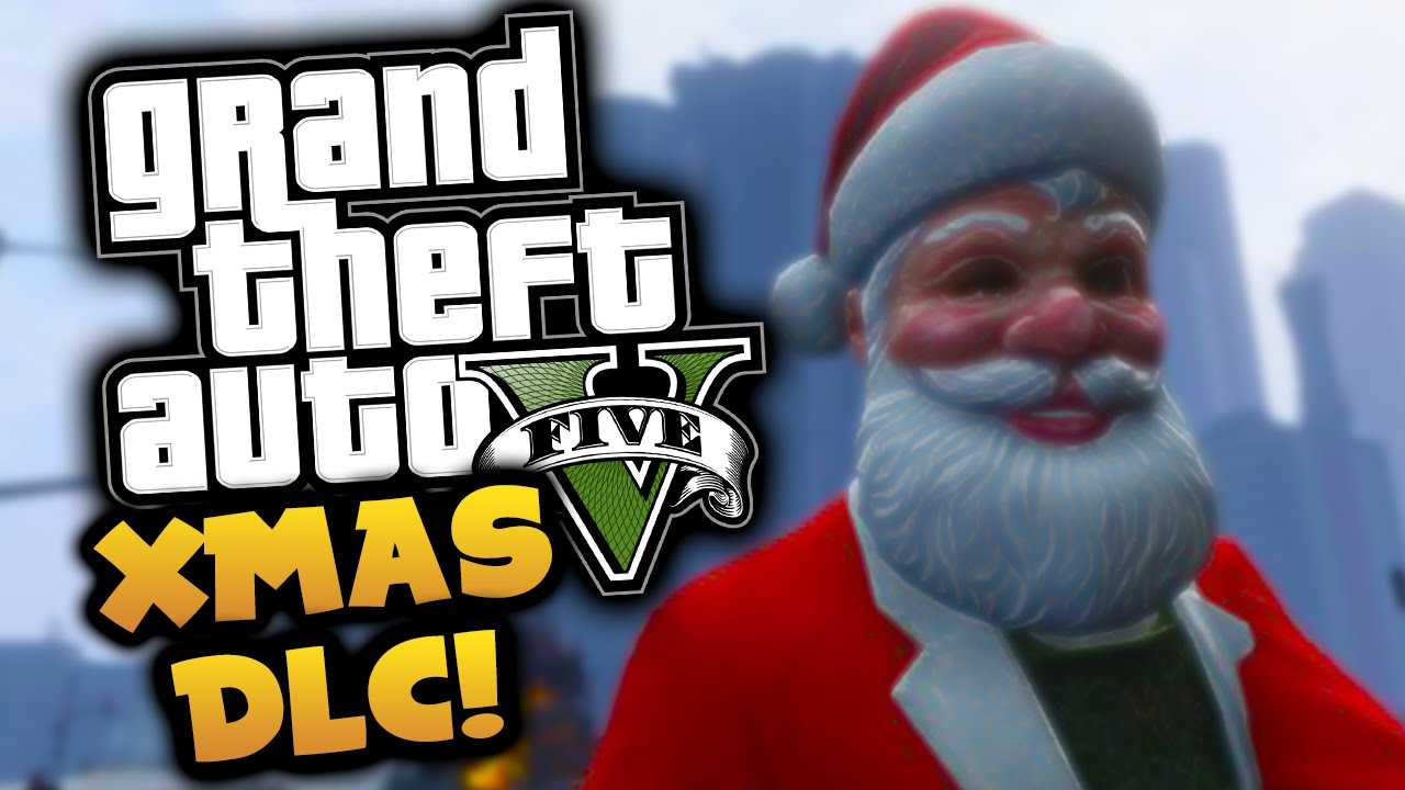 GTA 5 CHRISTMAS DLC? - Will GTA Online Be Getting a 2015 Christmas ...