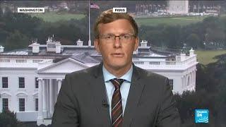 US Deputy AG Rosenstein expected at the White House
