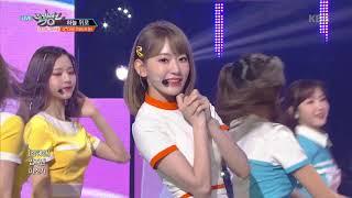 하늘 위로(Up) - 아이즈원(IZ*ONE) [뮤직뱅크 Music Bank] 20190405
