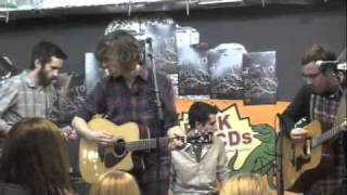Tokyo Police Club - Not Sick Acoustic - Live at Park Ave Cds