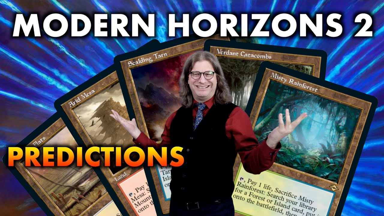 What To Expect In Modern Horizons 2 | The Professor's Top 5 Predictions | Magic: The Gathering