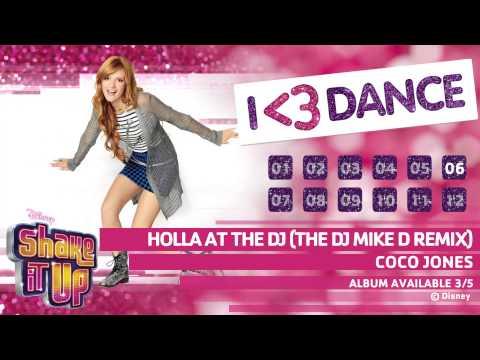 Shake It Up: I ♥ Dance (Official Album Sampler)