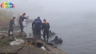В Архангельске утонул автомобиль, два человека погибли