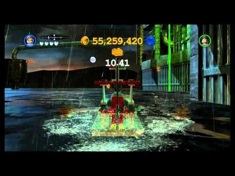 Lego Batman 2 Wii U- Episode 25 {Gotham Zoo & Park}