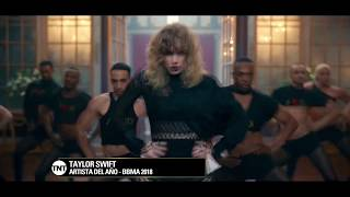 TNTNEWS | Nominados a Artista del Año de Billboard Awards  2018