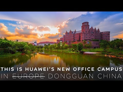 Huawei Ox Horn Campus - A Magical Place To Be