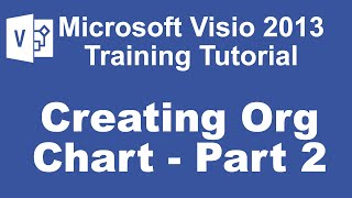 Automatically Create an Organizational Chart in Visio 2013 Using External Data