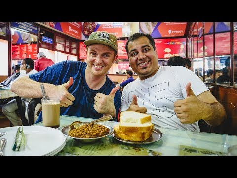 BEST INDIAN BREAKFAST Food Tour in Pune, India