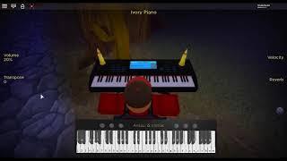 Yeah Right - Ballads 1 by: Joji on a ROBLOX piano.
