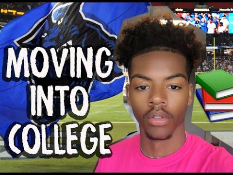 Vlog #2: Move in day Georgia State University GSU