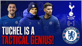 Thomas Tuchel Toyed With Jose Mourinho! | Tottenham 0-1 Chelsea | FT Alex Goldberg
