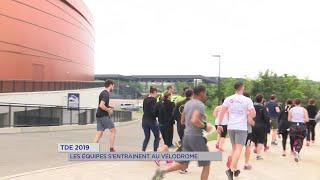 Yvelines | TDE 2019 : les équipes s'entraînent au Vélodrome