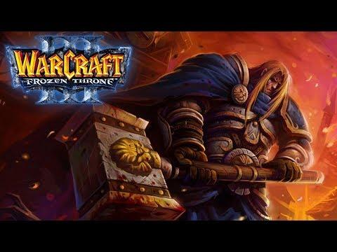 ДАЭНИР: ЭЛЬФИЙСКАЯ ТЮРЬМА! - АКТ1 - ДОГОВОР! - ДОП КАМПАНИЯ!(Warcraft III: The Frozen Throne) #1