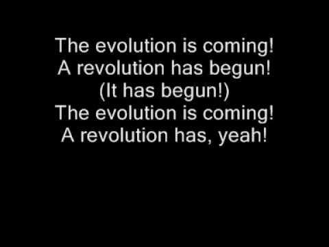 30 Seconds to Mars - R-evolve lyrics