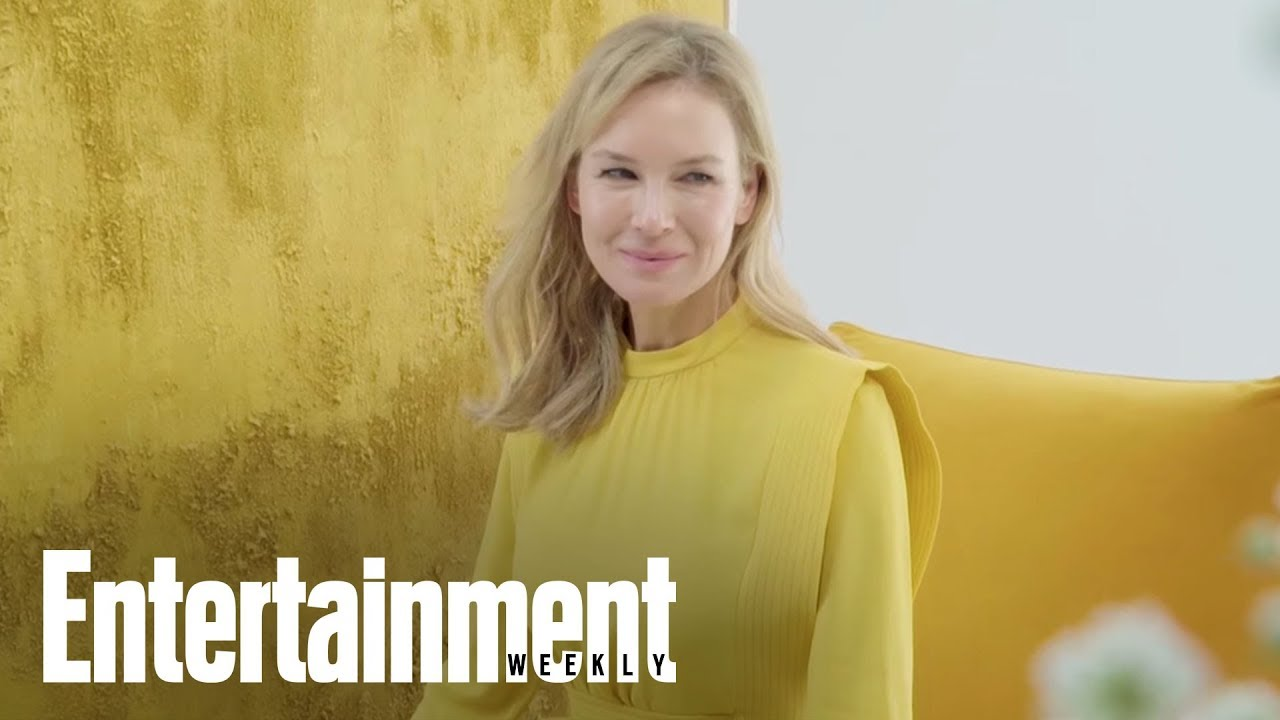 Renée Zellweger On Playing Judy Garland: 2019 Entertainers Of The Year