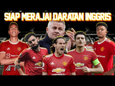 MU Paling Meyakinkan Di Bursa Transfer! Prediksi Starting Lineup MU Di Musim Depan