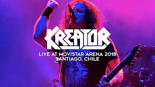 Kreator - Live in Chile (Live At Movistar Arena) Official Show Complete