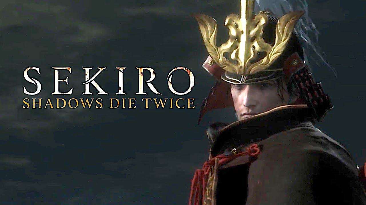 Sekiro Shadows Die Twice Official Trailer E3 2018