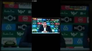 Bruno de Carvalho goza com a CMTV em direto!