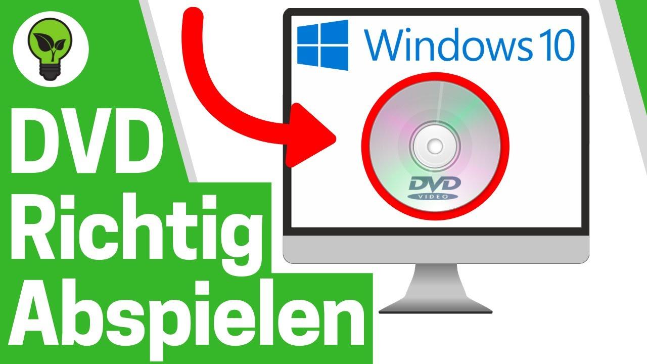 Windows Dvd Abspielen