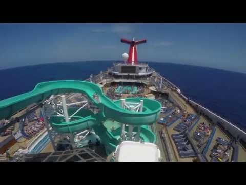 Carnival Conquest Quick Tour