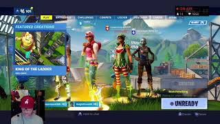 Sup Ladies and Gents comment vous faites #Fortnite Family Friendly Stream