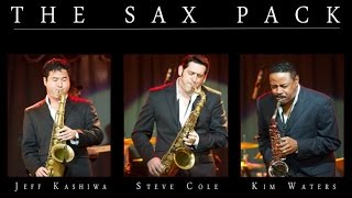 The Sax Pack - Back In Style   *THE SMOOTHJAZZ LOFT*