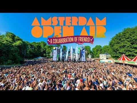 Amsterdam Open Air 2014 | Official Aftermovie