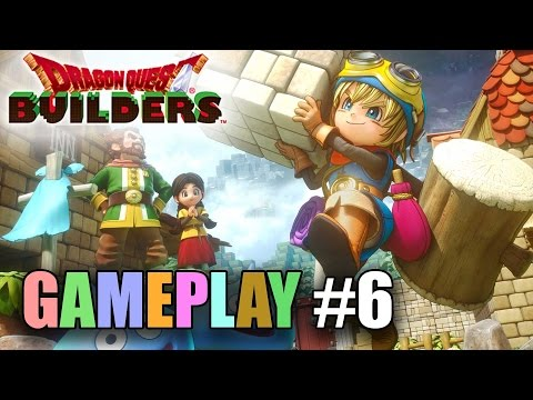Dragon Quest Builders GAMEPLAY #6 - How to Get the Hammer!