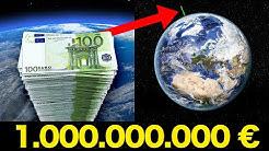 Gib 1 MILLIARDE EURO in 24 STUNDEN aus, oder du VERLIERST ALLES!