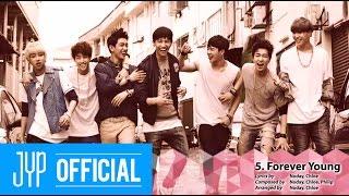 GOT7 2nd Mini Album