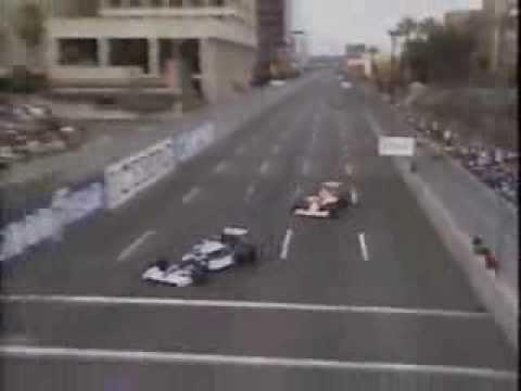 Ayrton Senna vs Jean Alesi - 1990 United States Grand Prix