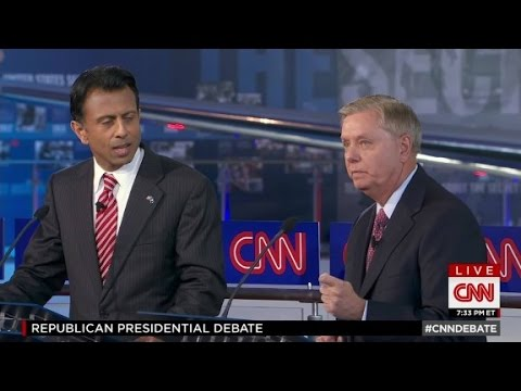 Gov. Jindal: 'It is time to get rid of the Republican Party'