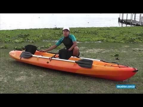 Caiaque Explorer Fishing Brudden - Decathlon Brasil