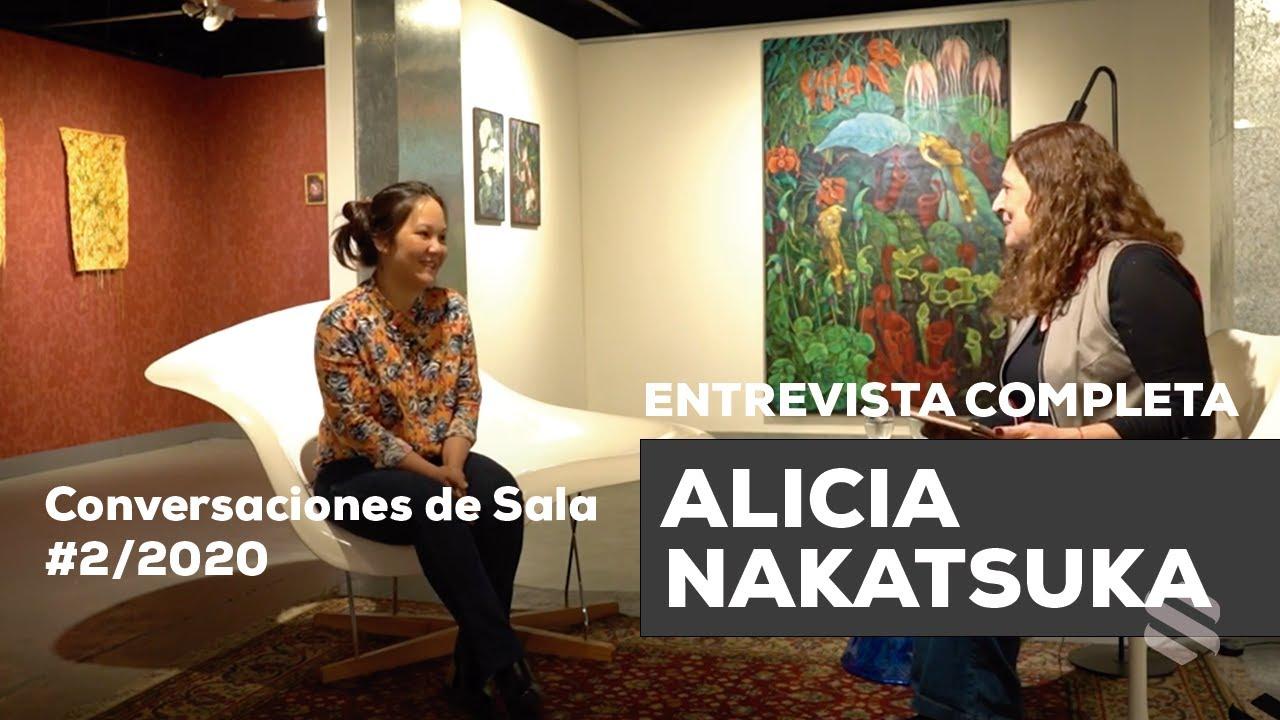 Conversaciones de Sala #2/2020 - Alicia Nakatsuka