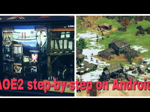 Age Of Empires Step-by-step On Android
