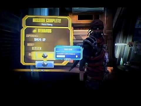 Borderlands 2 - Same Stats For Both Rewards