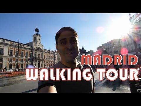 Madrid #2: Free Walking Tour