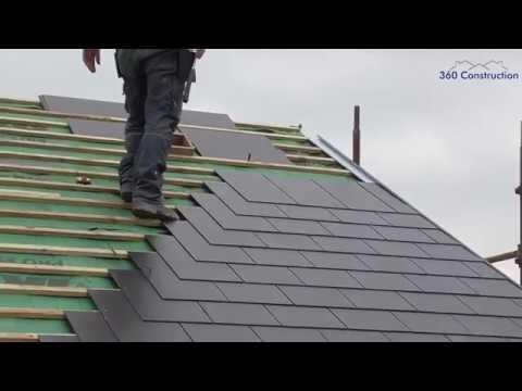 Roofing - Slating