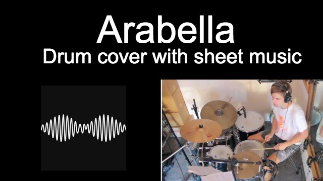 Drum drum tabs white stripes : Arctic Monkeys - Arabella Drum Cover + Sheet Music Tab - YouTube