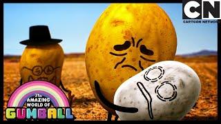 Poor Idaho  | Gumball | Cartoon Network