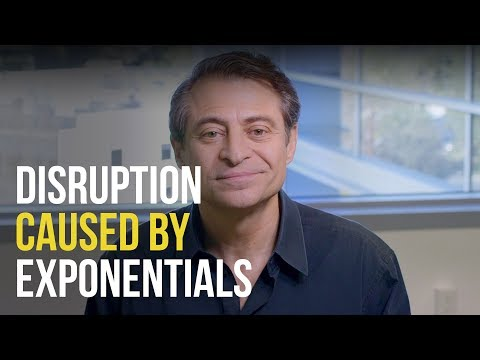 Disruption Caused by Exponentials