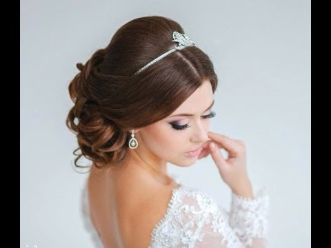 Fotos de peinados de novia recogidos