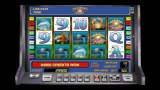 видео Игровой автомат Dolphins Pearl