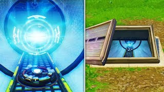 *NEW* FORTNITE SECRET MAP CHANGES! *BUNKER STORYLINE REVEALED* (Season 6 Ending)