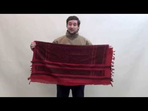 Rothco's Tactical Shemagh: More Than Just a Scarf
