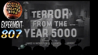 MST3K ~ S08E07 - Terror From The Year 5000