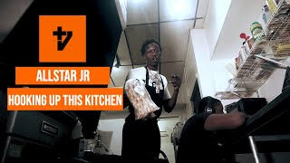 AllStar JR - Hooking Up This Kitchen (Official Music Video)